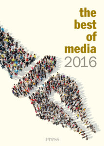 The Best of Media 2016 książki